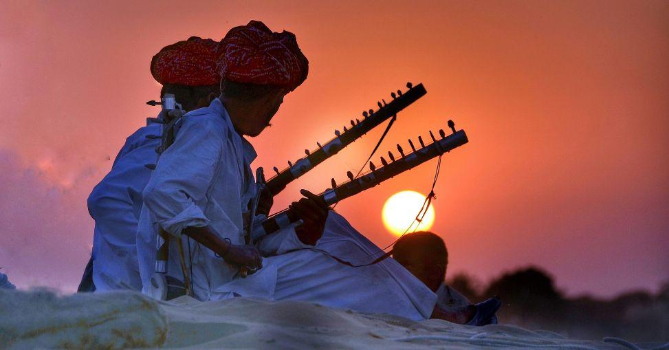 הודו - מטיילים עם מירון