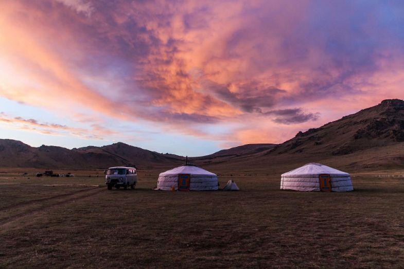 מונגוליה וסיביר למטיילים