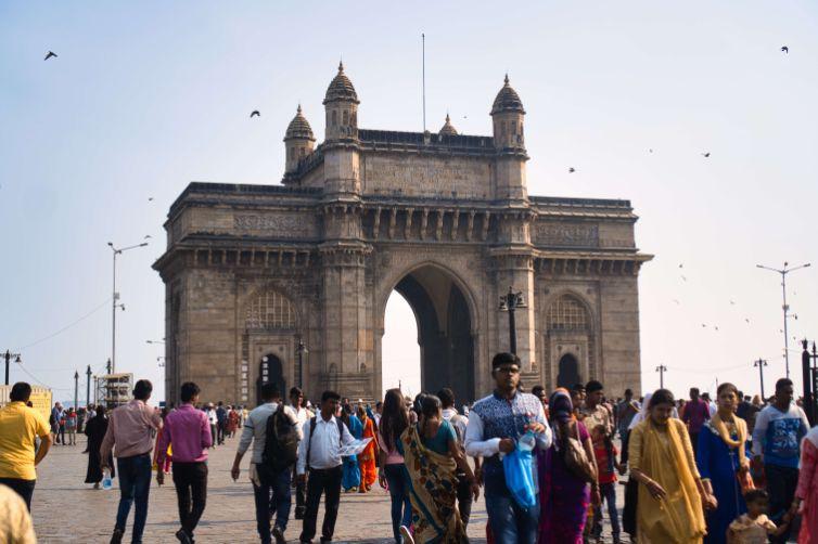 שער הודו במומבאי