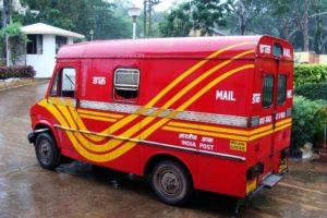 שליחת חבילות מהודו בדואר
