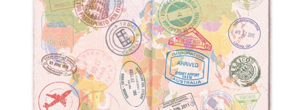 ויזה בדרכון
