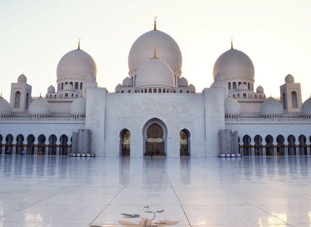 מסגד שייח זייד באבו-דאבי