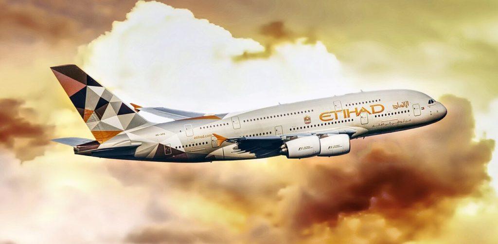 חברת התעופה אתיחאד - שער חדש למזרח